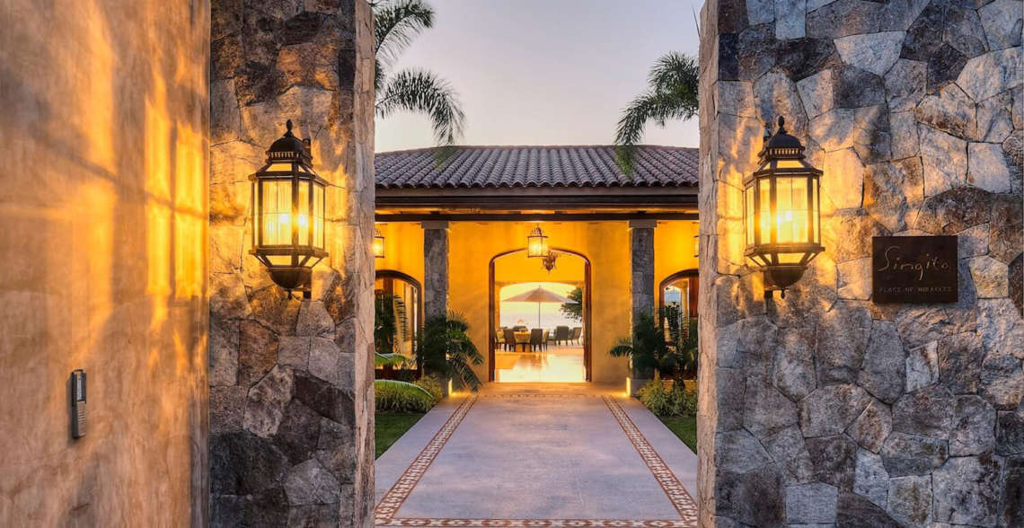 Villa Singita
